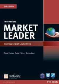 Market Leader 3rd Edition Intermediate CoursebookDVD-Rom Pack