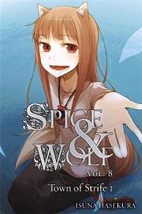 Spice & Wolf 8