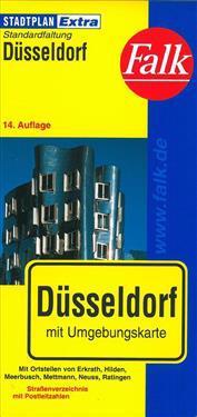Düsseldorf, Falk Extra
