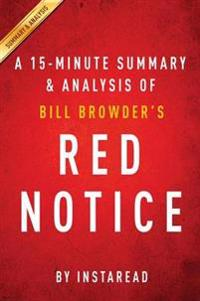 Red Notice by Bill Browder | A 15-minute Summary & Analysis