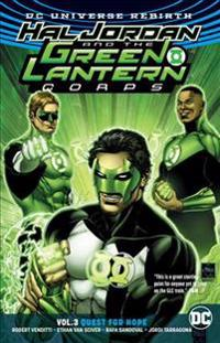 Hal Jordan and the Green Lantern Corps 3