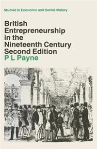 British Entrepreneurship in the Nineteenth Century