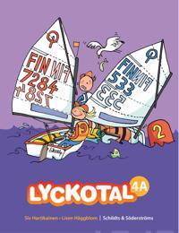 Lyckotal 4A (inkl. Träna)