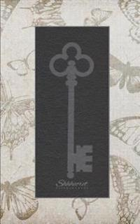 Shhhecret Password Book: Butterfly Key Design, Password Organizer / Password Journal / Password Keeper, 120 Pages, 5 X 8