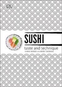 Sushi taste and technique - kimiko barber and hiroki takemura
