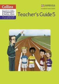 Cambridge Primary English as a Second Language Teacher Guide: Stage 5