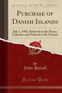Purchase of Danish Islands