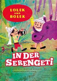 Lolek und Bolek - In der Serengeti