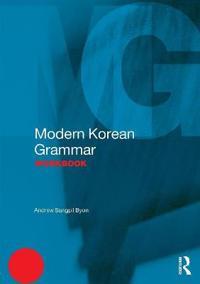 Modern Korean Grammar Workbook