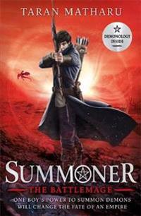 Summoner: the battlemage - book 3