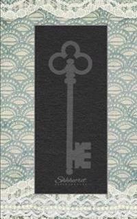 Shhhecret Password Book: Scrapbook Key Design, Password Organizer / Password Journal / Password Keeper, 120 Pages, 5 X 8