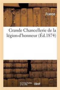 Grande Chancellerie de la L�gion-d'Honneur Livre d'Or Incendi� Le 23 Mai 1871