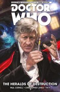 Doctor Who - the Third Doctor 1