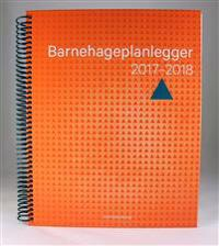 Barnehageplanlegger 2017-2018