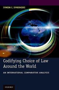 Codifying Choice of Law Around the World