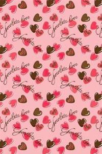 Journal: Chocolate Love (Pink) 6x9 - Lined Journal - Journal with Lined Pages - (Diary, Notebook)