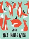 All Things Wild 2018 Poster Calendar