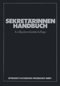 Sekretärinnen Handbuch