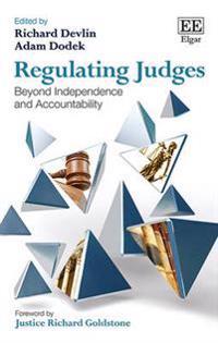 Regulating Judges