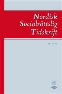 Nordisk socialrättslig tidskrift 1-2(2010)