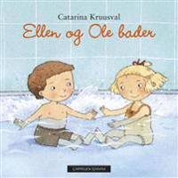Ellen og Ole bader