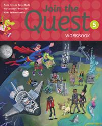 Join the Quest åk 5 Workbook