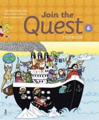 Join the Quest åk 6 Textbook