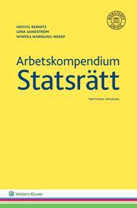 Arbetskompendium i statsrätt