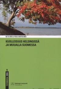 Kuolleisuus Helsingissä ja muualla Suomessa