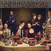 Outlander 2018 Calendar