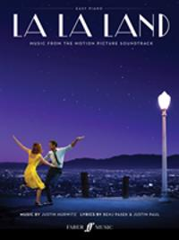 La la land : easy piano songbook - featuring 10 simplified arrangements from the