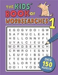 Kids book of wordsearches 1