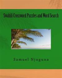 Swahili Crossword Puzzles and Word Search