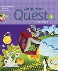 Join the Quest åk 3 Textbook