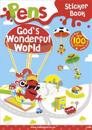 Pens Sticker Book: God's Wonderful World