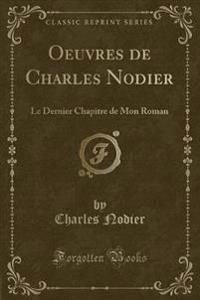 Oeuvres de Charles Nodier