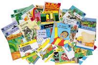 Vingböckerna Komplett sats Steg 1-12 60 böcker