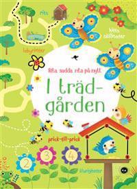 I trädgården : rita, sudda, rita på nytt