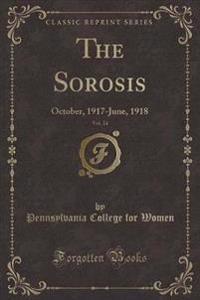 The Sorosis, Vol. 24