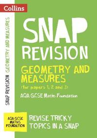 Geometry and Measures (for papers 1, 2 and 3): AQA GCSE Maths Foundation