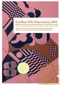 Excellent MSc Dissertations 2016