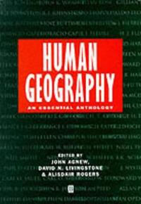 Human geography - an essential anthology