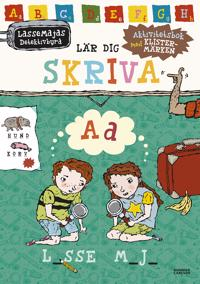 LasseMajas detektivbyrå lär dig skriva