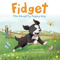 Fidget - the naughty puppy dog
