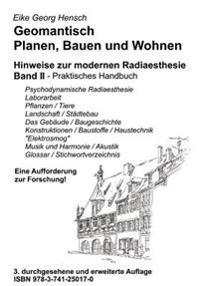 Geomantisch Planen, Bauen und Wohnen , Band II