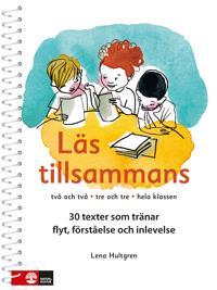 Läs tillsammans : Två och två, tre och tre, hela klassen