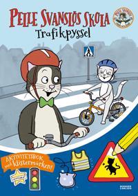 Pelle Svanslös skola : trafikpyssel