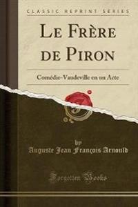 Le Frere de Piron