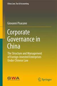 Corporate Governance in China
