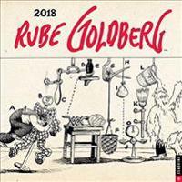 Rube Goldberg 2018 Calendar
